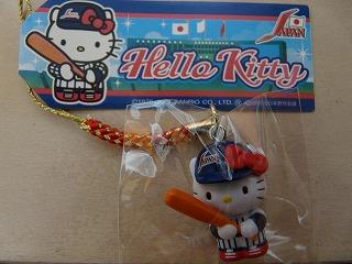 日本代表キティ